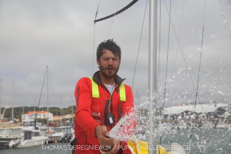Alberto trionfa in Atlantico